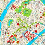Copenhagen Maps   Top Tourist Attractions   Free, Printable City   Printable Street Map Of Bruges