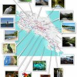 Costa Rica  Free Printable Map Download   Free Printable Map Of Costa Rica
