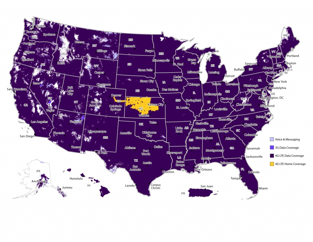 Coverage Map - Nex-Tech Wireless - Cell Coverage Map Texas