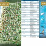 Cozumel Tourist Map And Travel Information | Download Free Cozumel   Printable Street Map Of Cozumel