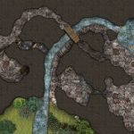 Cragmaw Hideout   Any Tips On How I Can Improve My Maps Any Further   Cragmaw Hideout Printable Map