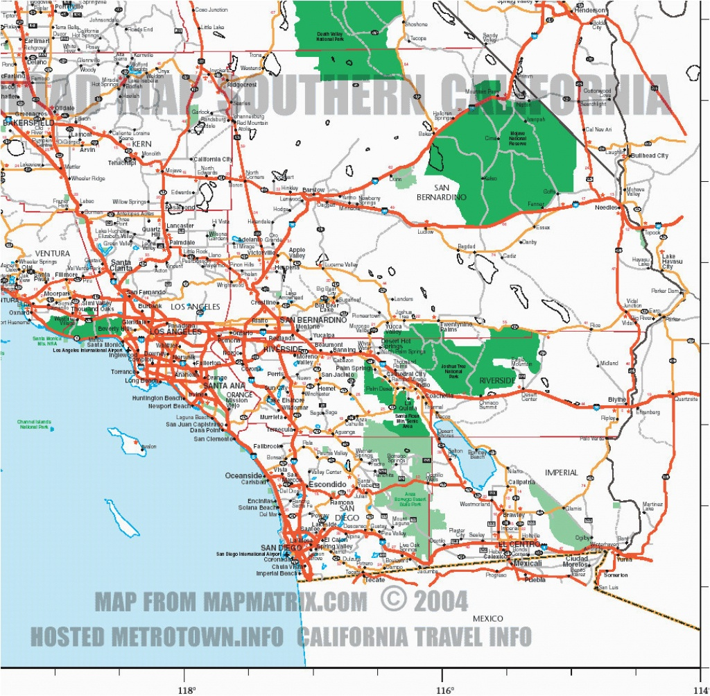 Crestline California Map   Secretmuseum - Earp California Map