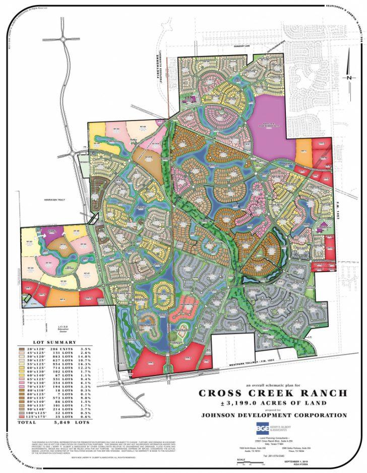 Sienna Texas Map