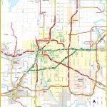 Current Oklahoma State Highway Map   Oklahoma State Map Printable