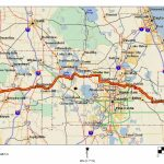 Cycling Routes Crossing Florida   Florida Bicycle Trails Map