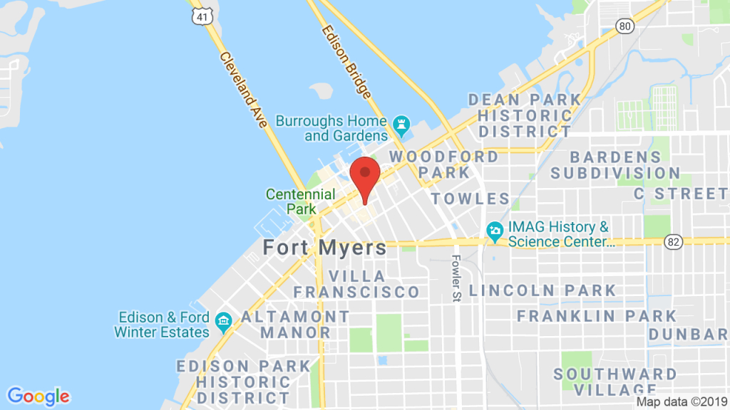 Dash Nightclub In Fort Myers, Fl - Concerts, Tickets, Map, Directions - Street Map Of Fort Myers Florida