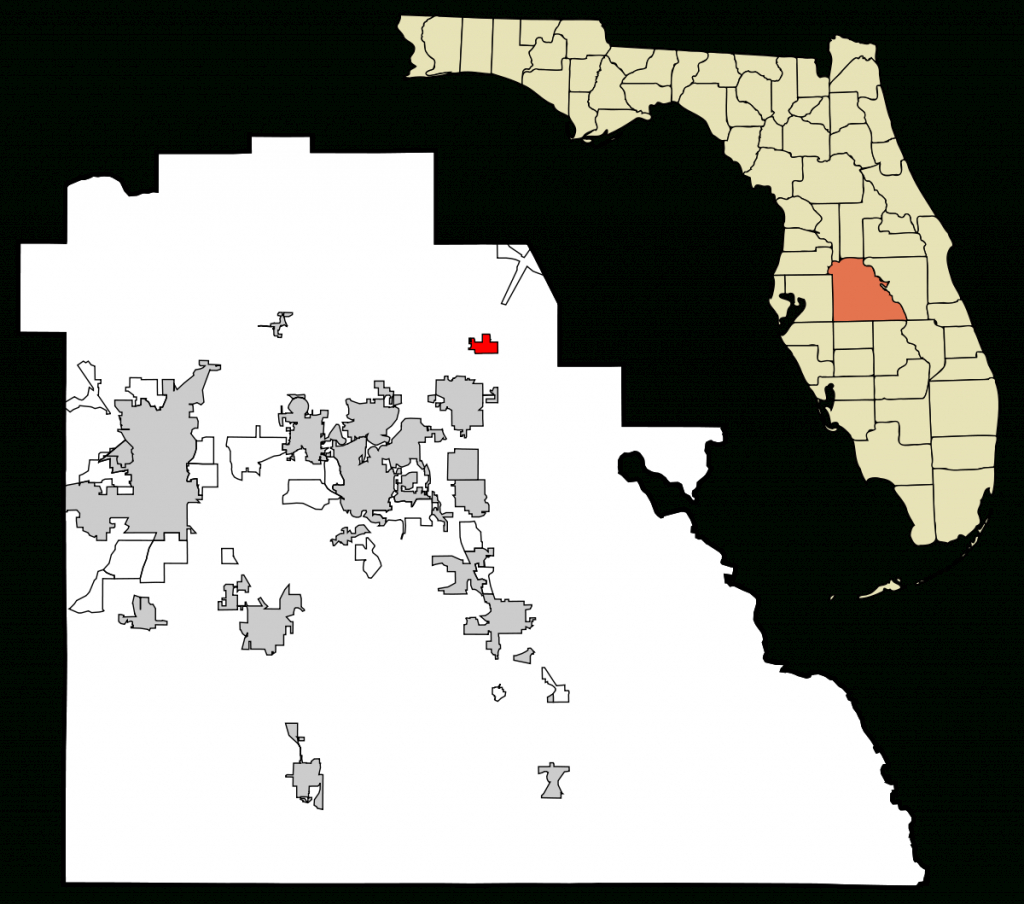 Davenport, Florida - Wikipedia - Davenport Florida Map