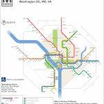 Dc Metro Map   Dc Transit Guide   Printable Metro Map Of Washington Dc