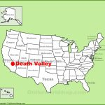 Death Valley Maps | Usa | Maps Of Death Valley National Park   Death Valley California Map
