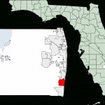 Delray Beach, Florida   Wikipedia   Highland Beach Florida Map