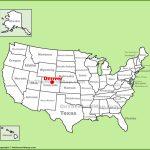 Denver Maps   Colorado, U.s.   Maps Of Denver   Denver City Map Printable