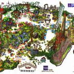Designing Great Experiences: The Gap Between Activities — Ux   Six Flags Over Texas Map App