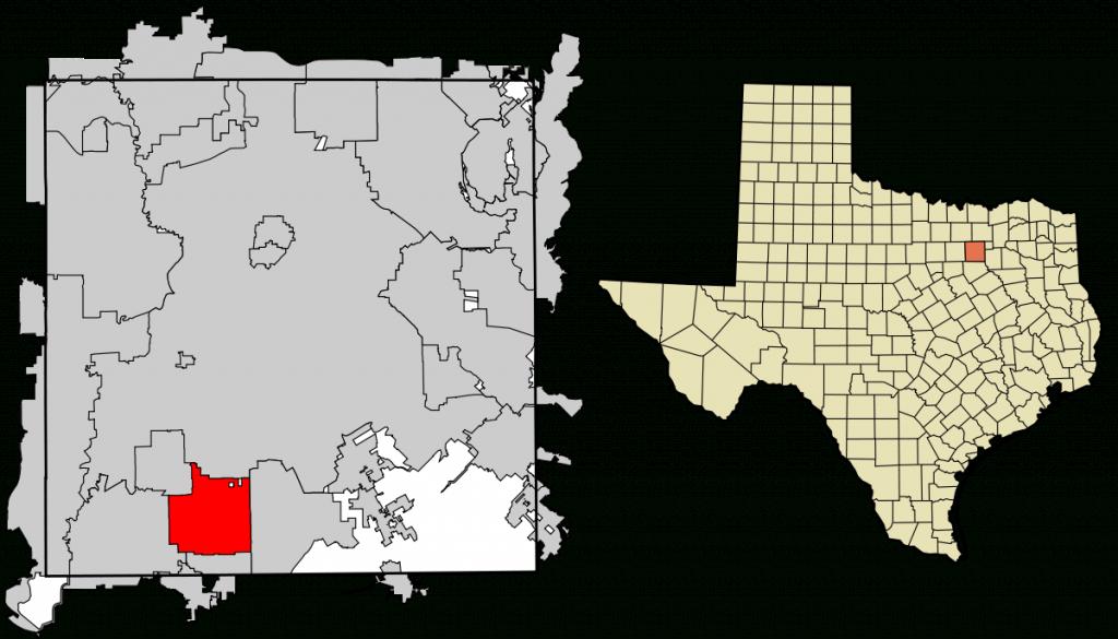 Desoto, Texas - Wikipedia - Map Records Dallas County Texas