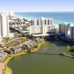Destin Florida Resort And Condo Rentals   Seascape Resort   Seascape Resort Destin Florida Map