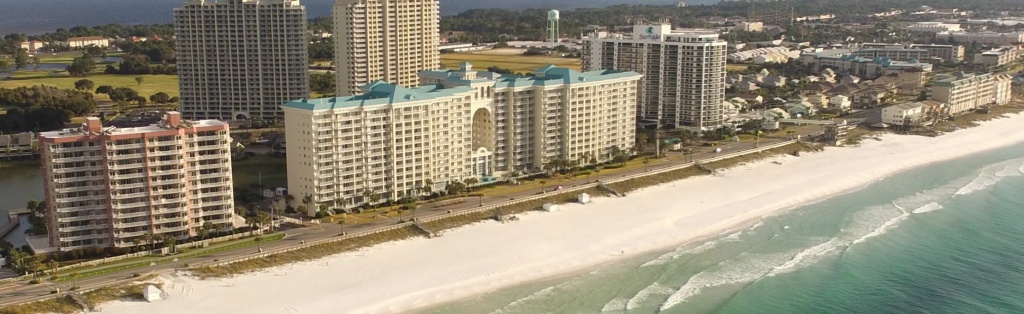 Destin Florida Vacation Rentals - Seascape Resort - Seascape Resort Destin Florida Map