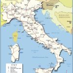 Detailed Map Of Italy | Italy On My Mind In 2019 | Italy Map, Map Of   Printable Map Of Italy To Color