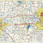 Dfw Map   Map Dfw (Texas   Usa)   Printable Map Of Dallas Fort Worth Metroplex