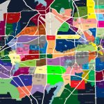 Dfw Zip Code Map | Mortgage Resources   Printable Map Of Dallas Fort Worth Metroplex