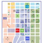 Directions And Parking | Raleigh Convention Center   Printable Map Of Downtown Raleigh Nc