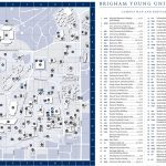 Directions & Maps | Mechanical Engineering   Byu Campus Map Printable