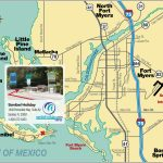 Directions To Sanibel Island | Sanibel Holiday   Sanibel Island Florida Map