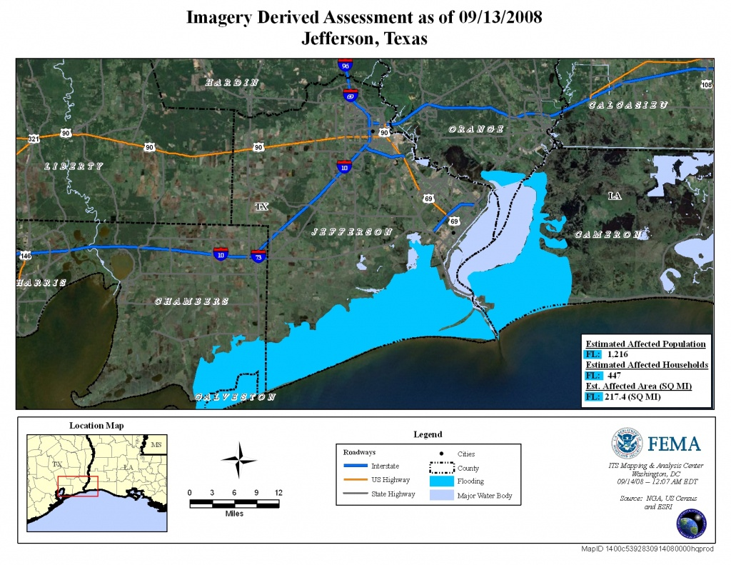 Disaster Relief Operation Map Archives - Nassau County Florida Flood Zone Map