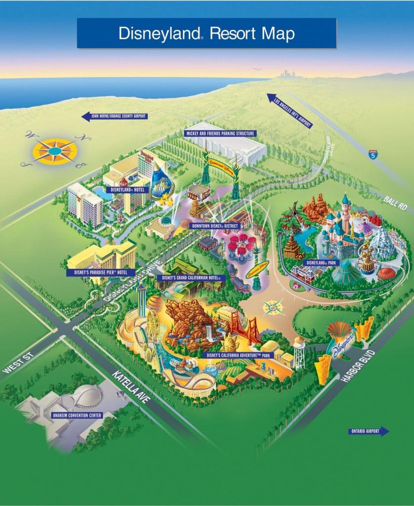 Disney Paris Resort Map   Euro Disney With A Baby!   Disneyland - Hotel California Paris Map