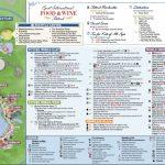 Disney World Epcot Map Fresh Walt Disney World Epcot Map 2017 Idée   Printable Map Of Epcot 2015