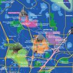 Disney World Map (November 22Nd, 2018)   Disney Florida Maps 2018