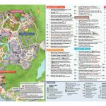 Disney World Maps • Wdw Travels   Printable Magic Kingdom Map 2017