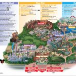 Disneyland Park Map In California, Map Of Disneyland   Printable Disney Park Maps