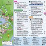 Disney's Animal Kingdom Map Theme Park Map | Dinsey Vaca In 2019   Disney World Florida Theme Park Maps