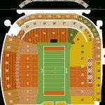 Dkr Seating Chart U T Football Stadium Anta Expocoaching Co Vdih0Zb   University Of Texas Football Stadium Map