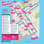 Document Center / Hop On   Hop Off The Free Duval Loop! / Key West, Fl   Printable Map Of Key West