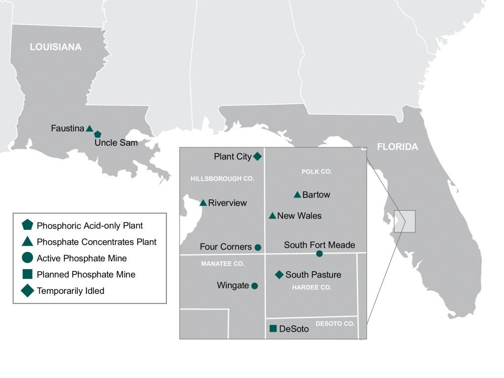 Document - Medicare Locality Map Florida