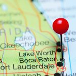 Document Scanning Service Boca Raton, Fl | Record Nations   Map Of Florida Including Boca Raton