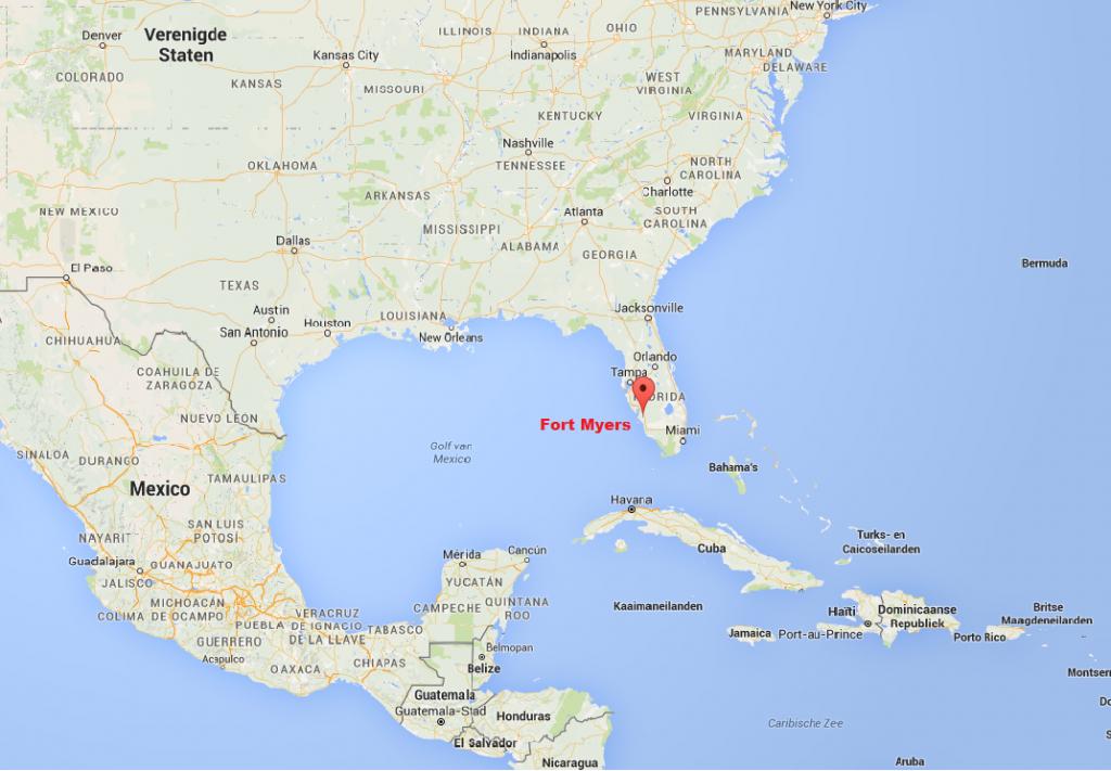 Doden En Gewonden Bij Schietpartij Nachtclub Florida - Elsevier Weekblad - Google Maps Fort Myers Florida
