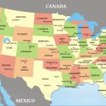 Download Free Us Maps   Free Printable United States Map With State Names And Capitals