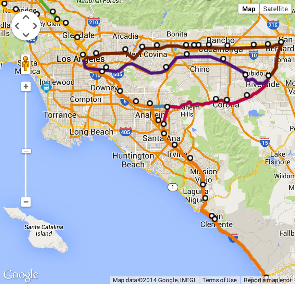 Download Metrolink | Southern California | Map | Train| Schedules - Southern California Metrolink Map