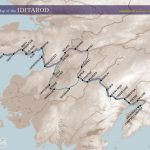 Download, Print, And Use These Maps With Students. – Iditarod   Printable Iditarod Trail Map