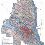 Draft 2050 Bcs Mpo Thoroughfare Concept | Local News | Theeagle   Brazos County Texas Map
