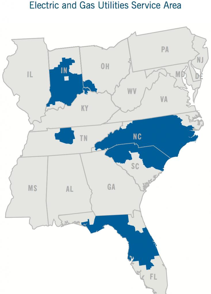 Duke Energy Coverage Map Florida – Bestinthesw - Duke Energy Transmission Lines Map Florida