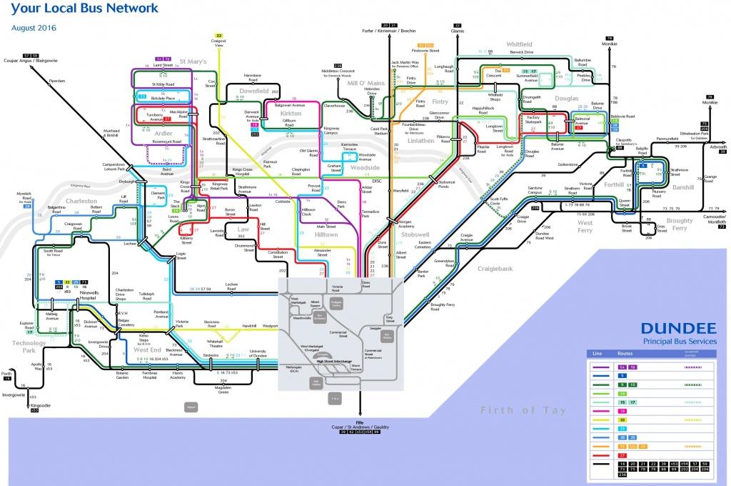 Dundee Bus Map - Dundee Florida Map