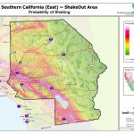 Earthquake Country Alliance: Welcome To Earthquake Country!   Southern California Earthquake Map
