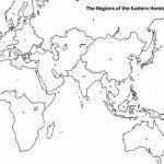 Eastern Hemisphere | Homeschool | China Map, Map, Social Studies   Eastern Hemisphere Map Printable