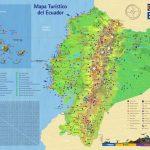 Ecuador Maps | Printable Maps Of Ecuador For Download   Printable Map Of Ecuador