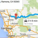 Ed Peruta To Talk In Southern California On 25 April, 2015   Ramona California Map