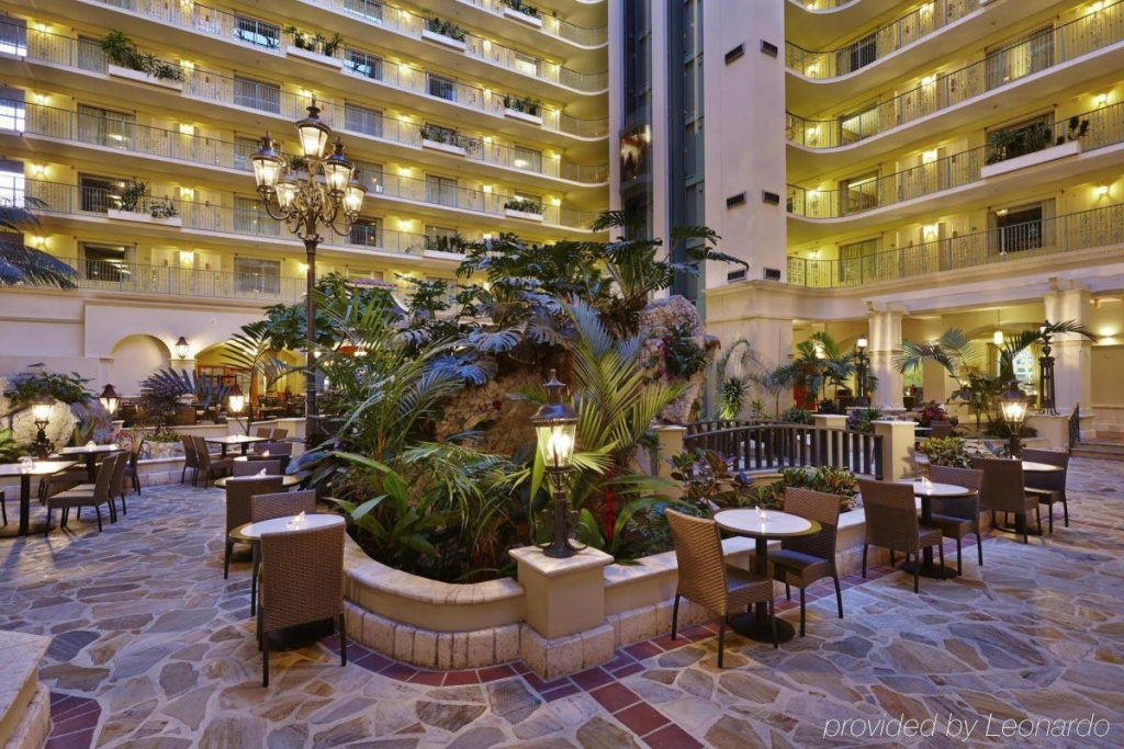 Embassy Suites Fort Lauderdale, Fort Lauderdale, Usa - Embassy Suites In Florida Map