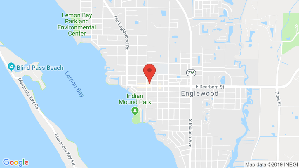 Englewood On Dearborn In Englewood, Fl - Concerts, Tickets, Map - Street Map Of Englewood Florida