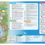 Epcot Map 2 | Dis Blog   Epcot Park Map Printable